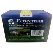 FENCER BATTERY 130AH X 9VOLT