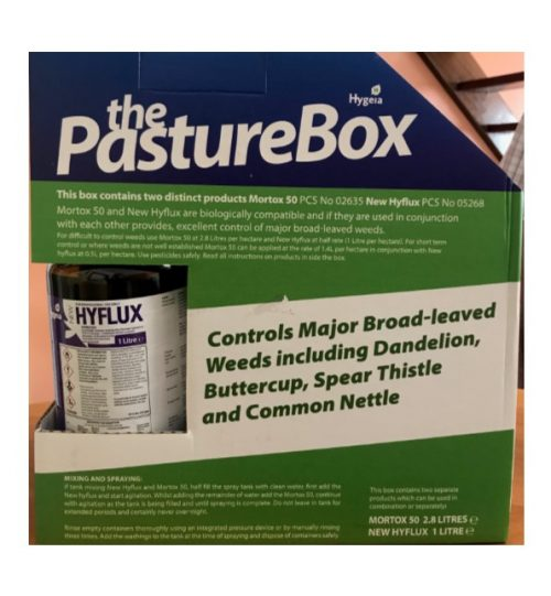 PASTURE BOX