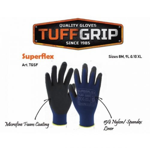 Superflex Glove size 9