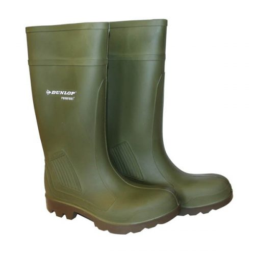 DUNLOP PUROFORT WELLINGTONS - SOFT TOE