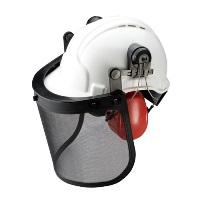 CHAINSAW HEAD PROTECION KIT