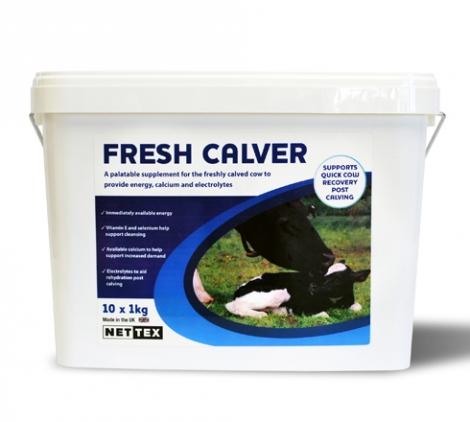 Fresh Calver 10kg