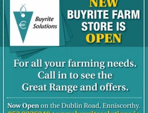 NEW Farm Store is Open.