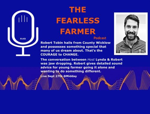 The Fearless Farmer Podcast with Robert Tobin
