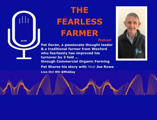 The Fearless Farmer Podcast with Pat Doran