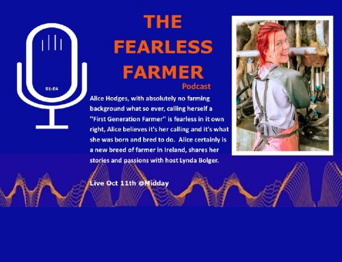 The Fearless Farmer Podcast with Alice Hodges